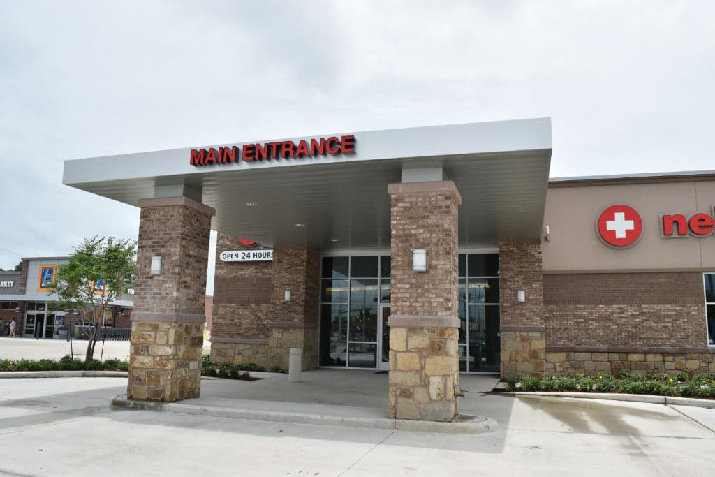 5010 NEC Crosby Atlas Aluminum Canopy & Atlas Commercial Canopy System from Architectural Fabrication