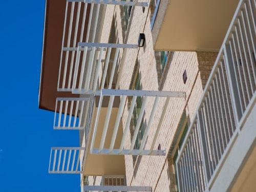 UTD Northside | Aluminum Sunshades & Helios Canopies | Multi-Family